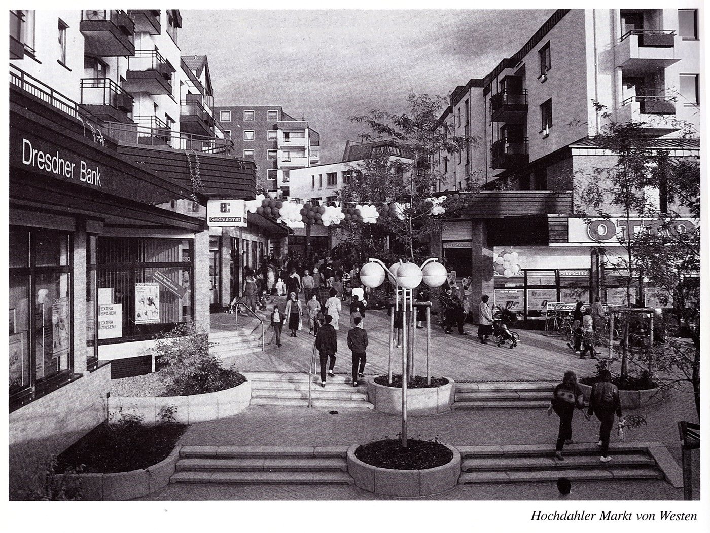 Hochdahler Markt früher