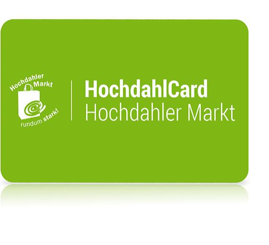 Hochdahler Markt HochdahlCard