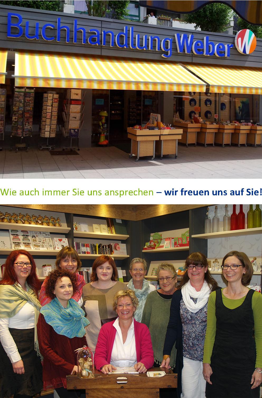 Mitglied Buchhandlung Weber