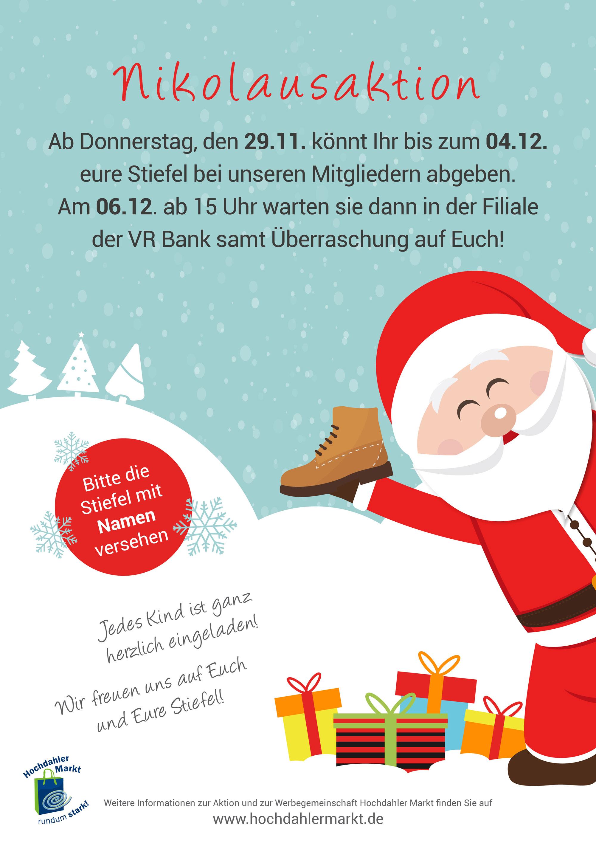 Hochdahler Markt Edeka Plakat